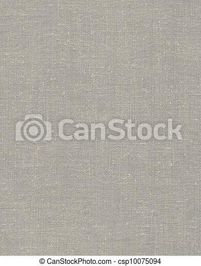 detaljerad, solbränna, säckväv, tyg, utrymme, årgång, grå, rustik, linne, naturlig, bakgrund, strukturerad, grunge, gammal, beige, avskrift, gulaktig, struktur - csp10075094