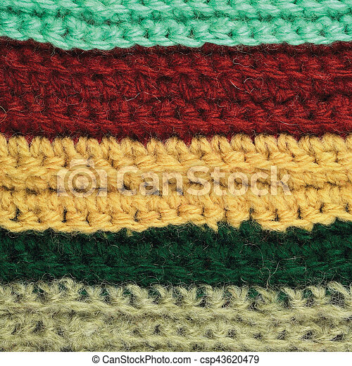 Detallado, prenda, tejido, multa, primer plano, textura, de lana ...