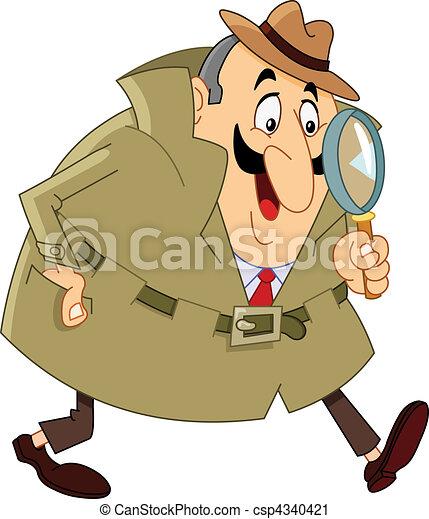 Detective - csp4340421