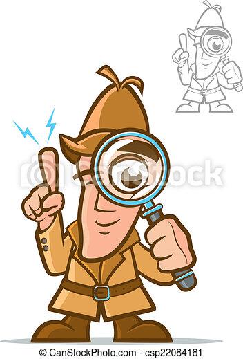 Detective - csp22084181