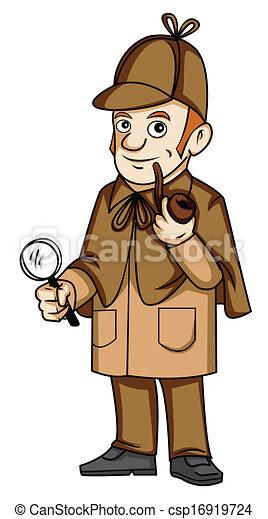 Detective - csp16919724