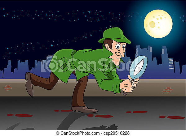 detective search something - csp20510228