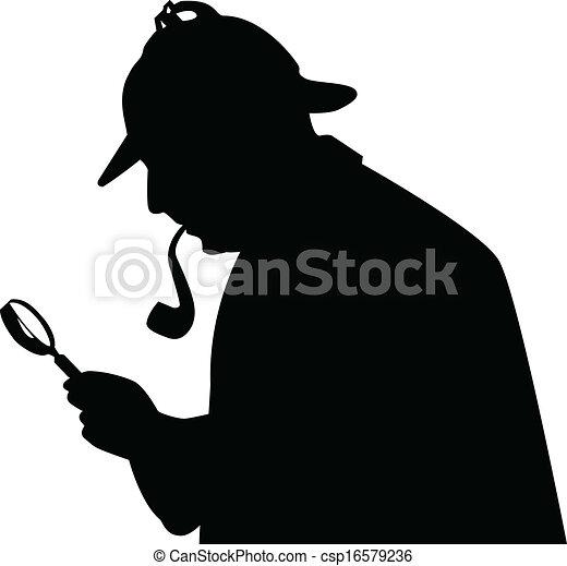 Detective - csp16579236