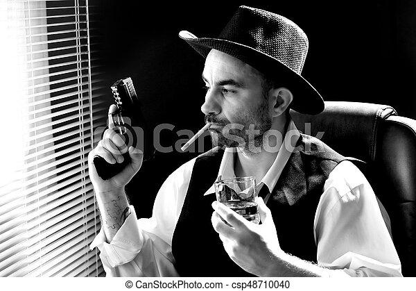 detektyw, prywatny - csp48710040