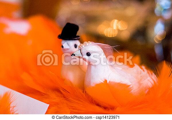 deux, colombes - csp14123971