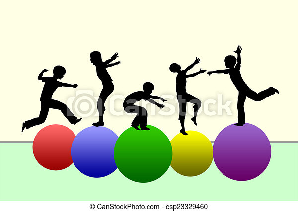 Developing motor skills concept of promoting physical for Motor age training connect