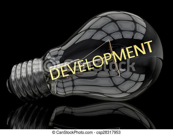 Development - csp28317953