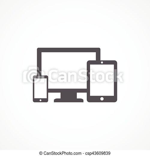 Devices icon - csp43609839
