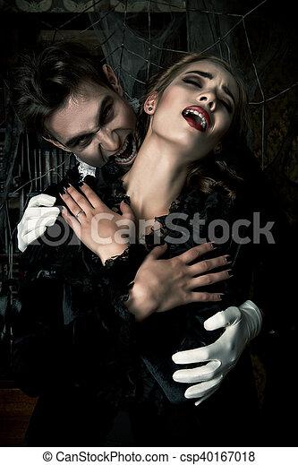 devil kiss - csp40167018