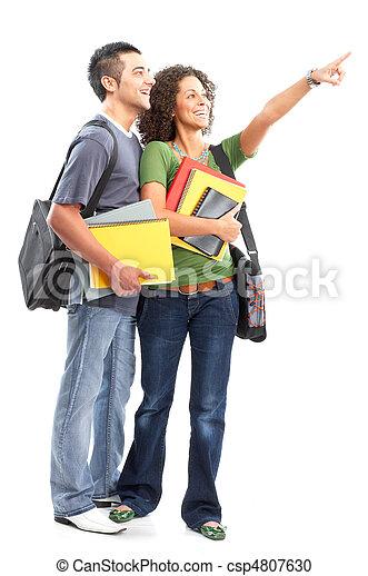 diákok - csp4807630