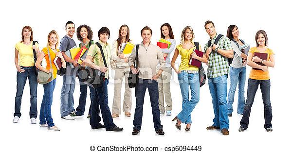 diákok - csp6094449