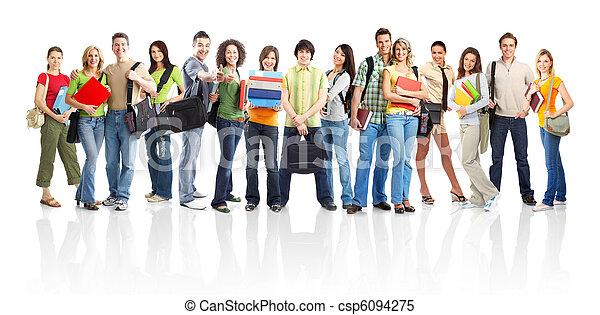 diákok - csp6094275