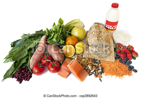 Diabetes Superfoods - csp3892643