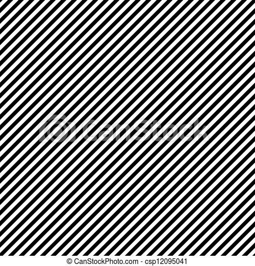 diagonal, seamless, stripes - csp12095041