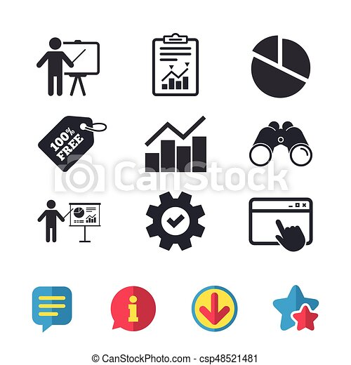 Diagram graph pie chart presentation billboard diagram vector diagram graph pie chart presentation billboard csp48521481 ccuart Image collections