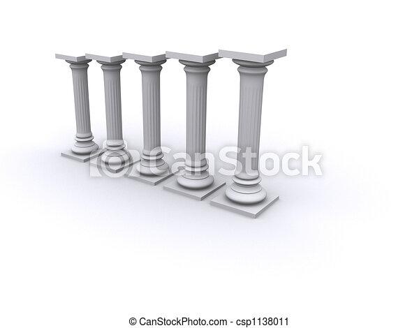 Columnas de diagrama - csp1138011