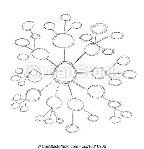 Diagramm, skizze, design, dein, block Vektor Clipart - Suche ...