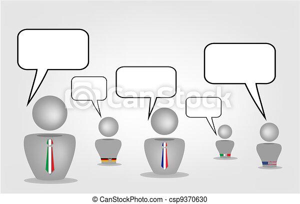 Dialogue - csp9370630