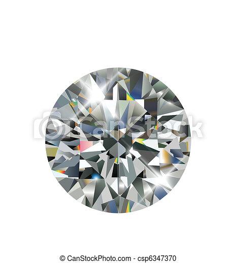 diamant - csp6347370