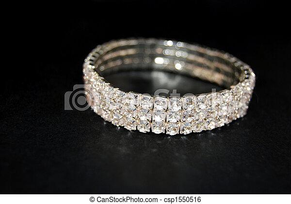 Diamond bracelet - csp1550516