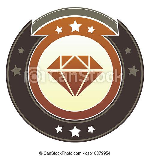 Diamond imperial button - csp10379954
