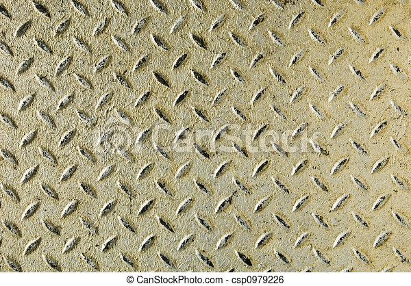 Diamond iron plate  - csp0979226