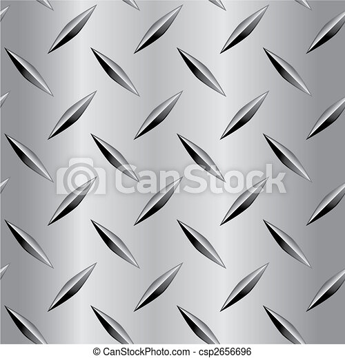 Diamond Plate Pattern - csp2656696