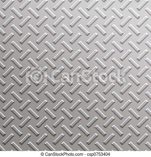 diamond plate square treads  - csp0753404