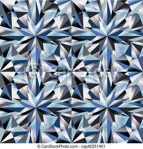 diamond texture seamless vector illustration