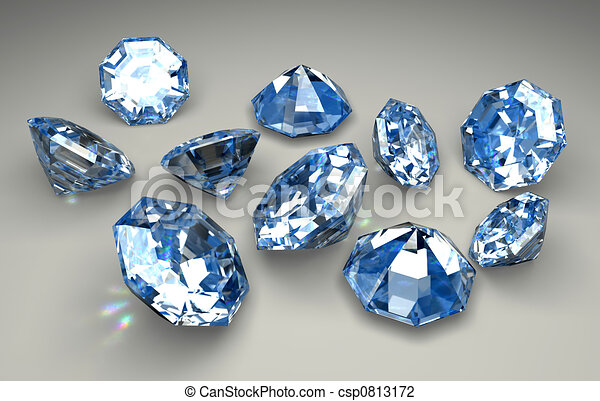 Diamonds - csp0813172