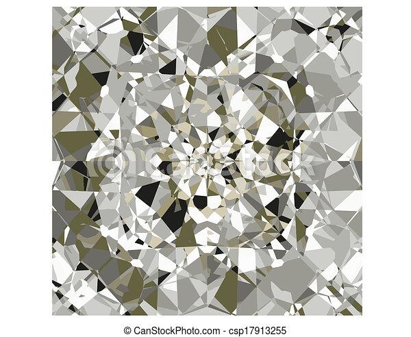 diamonds - csp17913255