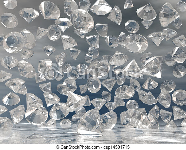 diamonds - csp14501715