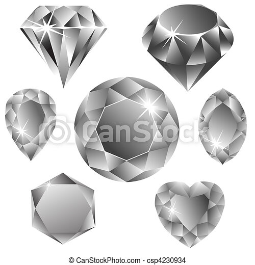 diamonds collection - csp4230934