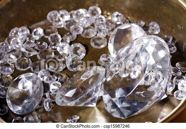diamonds - csp15987246