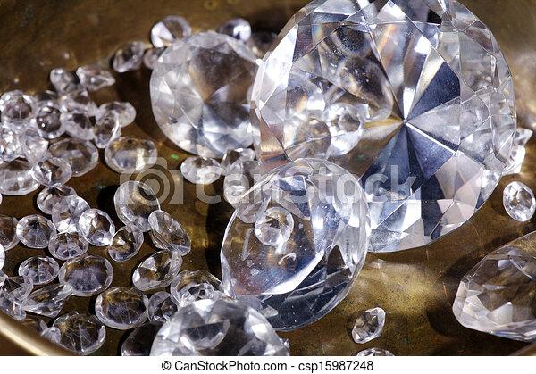 diamonds - csp15987248