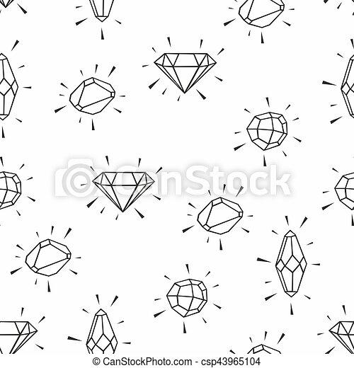 diamonds - csp43965104