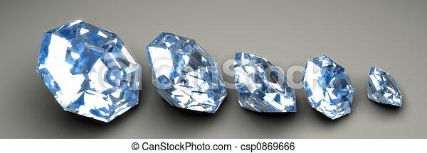 Diamonds - csp0869666