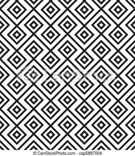 Demonio blanco y negro - csp5887004