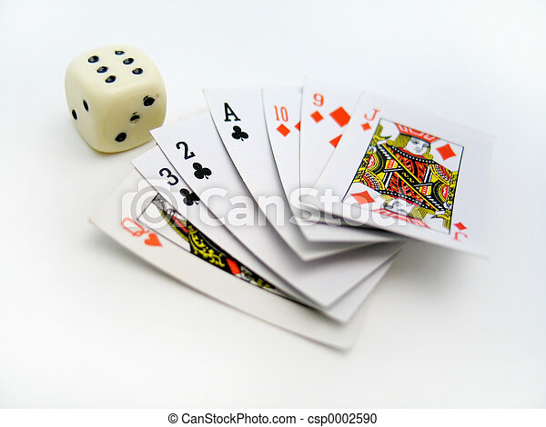 Dice and Cards - csp0002590