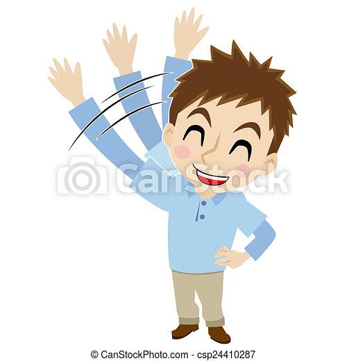 dice  joven  adi u00f3s  hombre ilustraci u00f3n de archivo buscar farewell clip art co workers farewell clip art free images