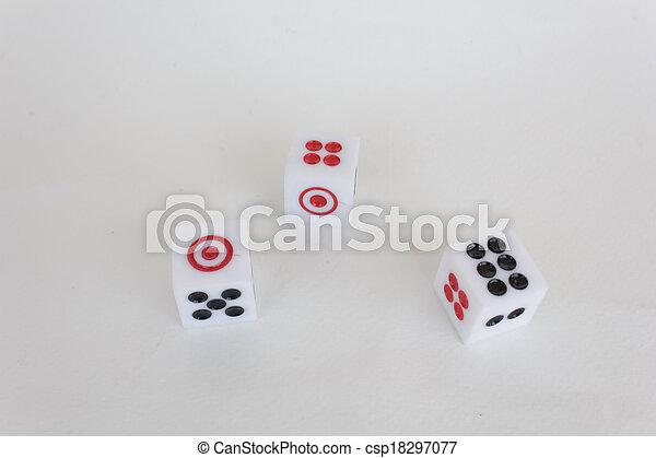 dice - csp18297077