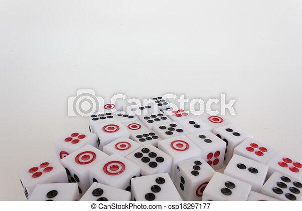 dice - csp18297177