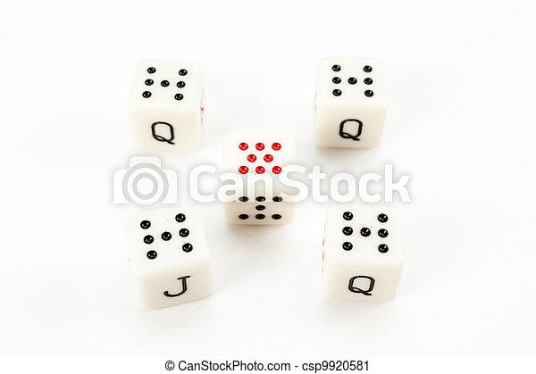 dice - csp9920581