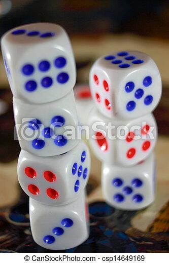 dice - csp14649169
