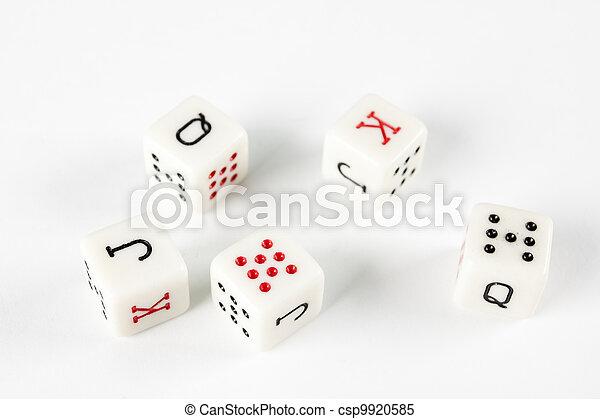 dice - csp9920585