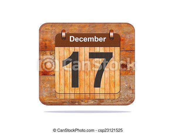 17 de diciembre. - csp23121525