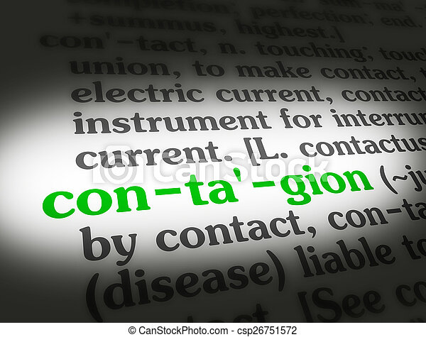 Dictionary Contagion Dictionary Definition Of The Word Contagion