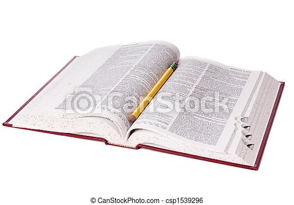 Dictionary - csp1539296
