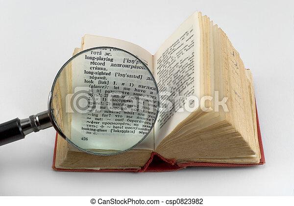 Dictionary - csp0823982