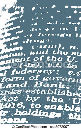 Dictionary text  - csp3972007